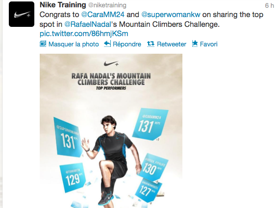 Nike+TrainingTwitterpic