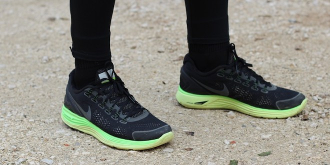 Test Nike Lunarglide+ 4 Shield