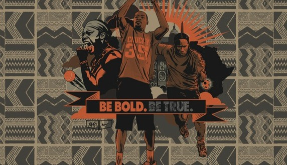 "Nike présente sa collection ""Black History Month"" 2013"