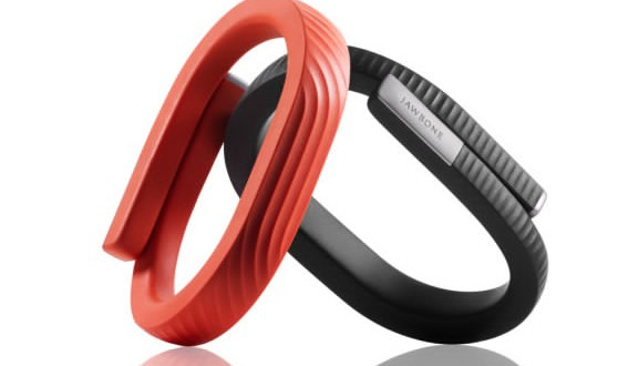 Sortie du Up24 by Jawbone