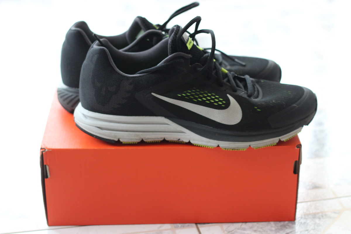 Test Nike Zoom Structure 17 – FrenchFuel