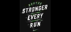 « Stronger Every Run » pour le Boston Marathon
