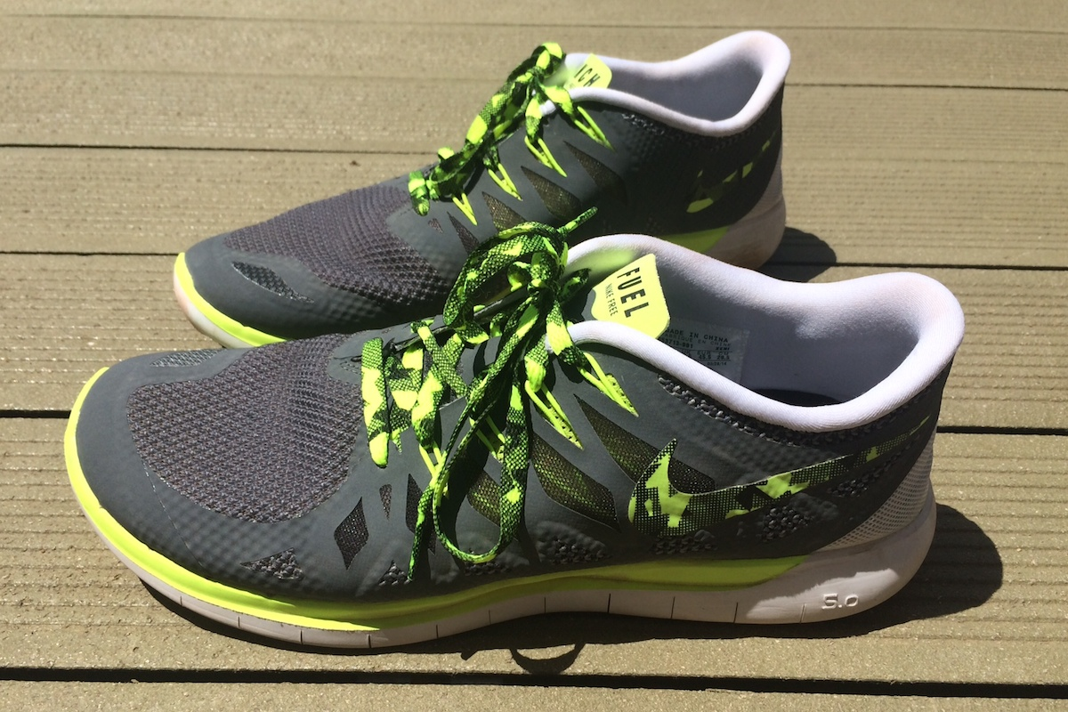 nouveau style 242d7 b7056 Test Nike Free 5.0 – FrenchFuel