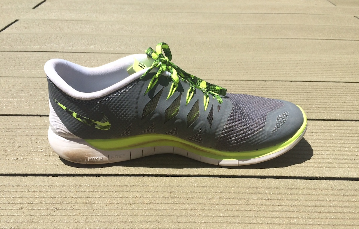 nouveau style d925b 7367d Test Nike Free 5.0 – FrenchFuel