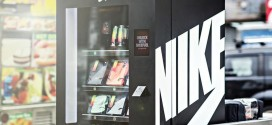 NikeFuel Box : Un distributeur automatique ou l'on paie avec le FuelBand