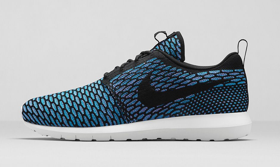 new release nike roshe run flyknit frenchfuel. Black Bedroom Furniture Sets. Home Design Ideas