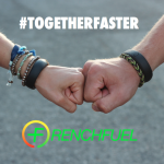 #togetherfaster_cover
