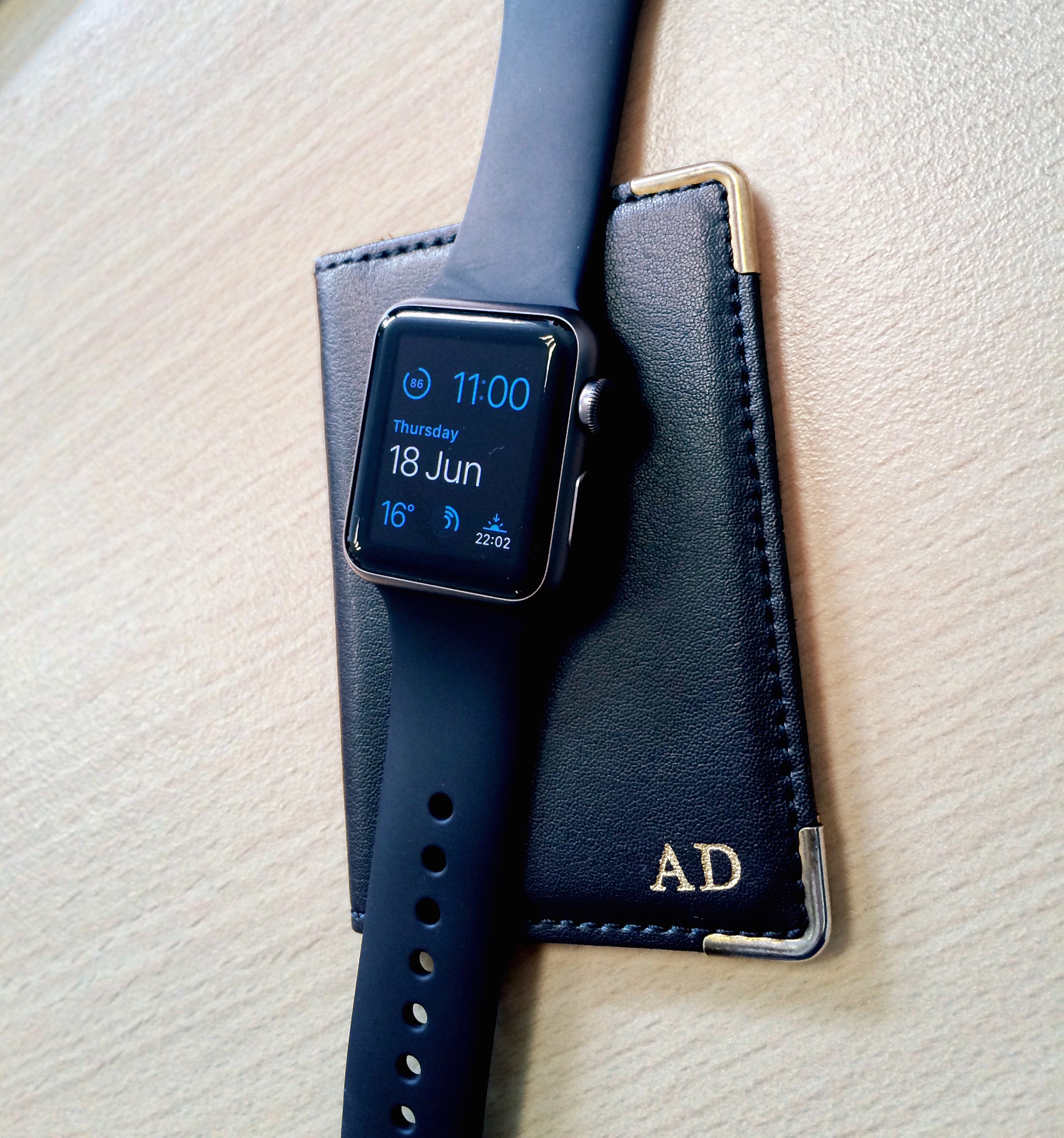 Test of Apple Watch