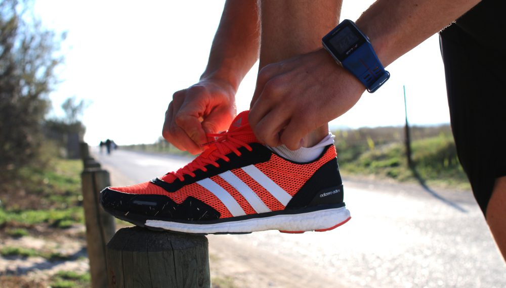 closer at united kingdom vast selection Test : Adidas Adizero Adios Boost 3 – FrenchFuel