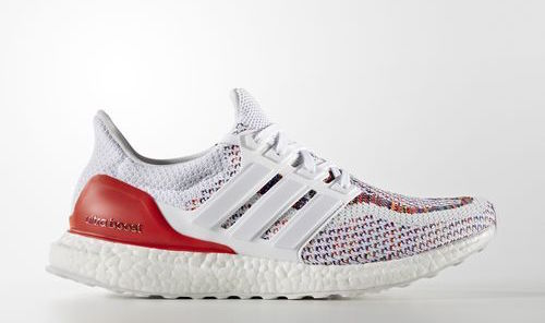 grand choix de 037a8 c3cbe Release : Adidas Ultra Boost Multicolor Rio et Olympic Pack ...