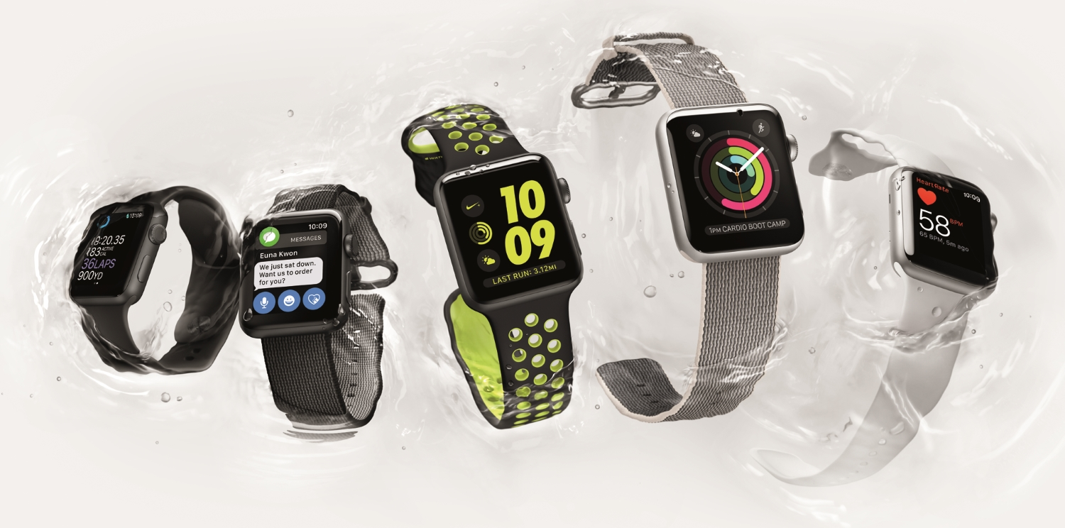 apple-watches-2-waterproof