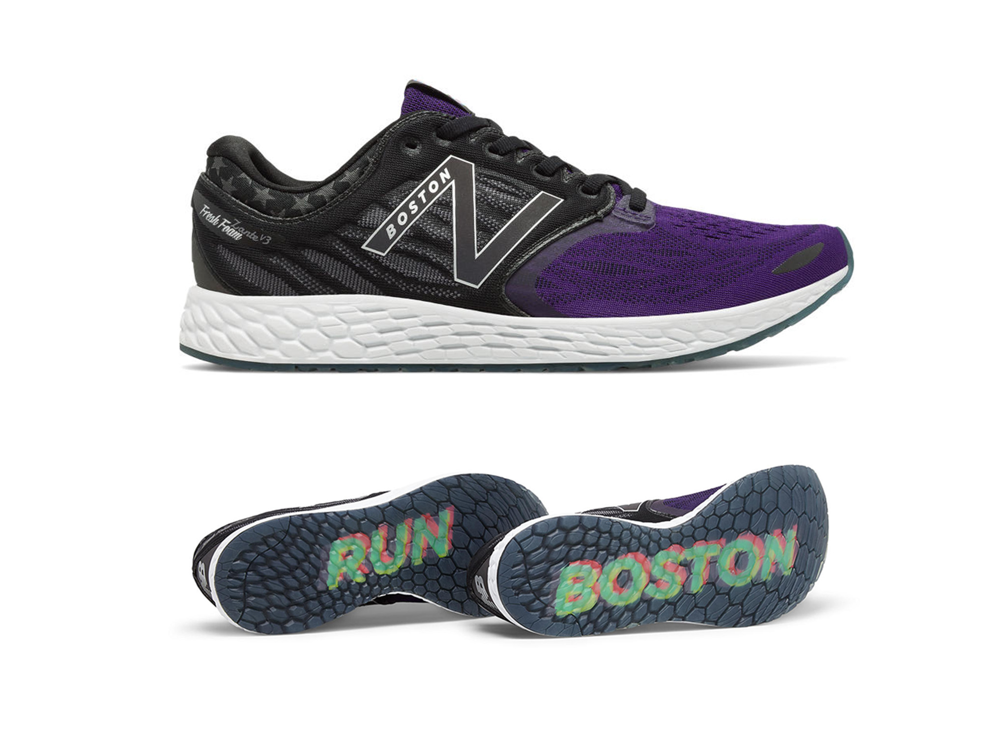 Running Boston Éditions De 2017 MarathonLes Limitées Shoes FKJTl13c