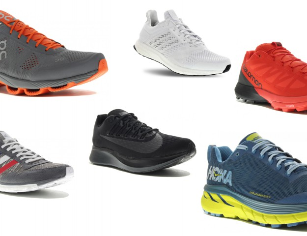 Selection chaussures soldes i-Run SS18.001